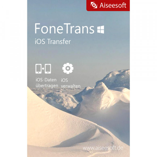 FoneTrans iOS Transfer