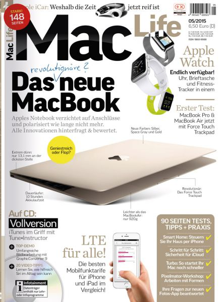 Mac Life 05/2015