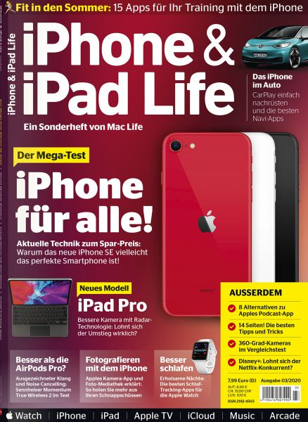 iPhone & iPad Life 03/2020