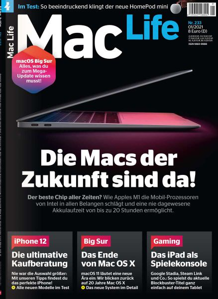 Mac Life 01/2021