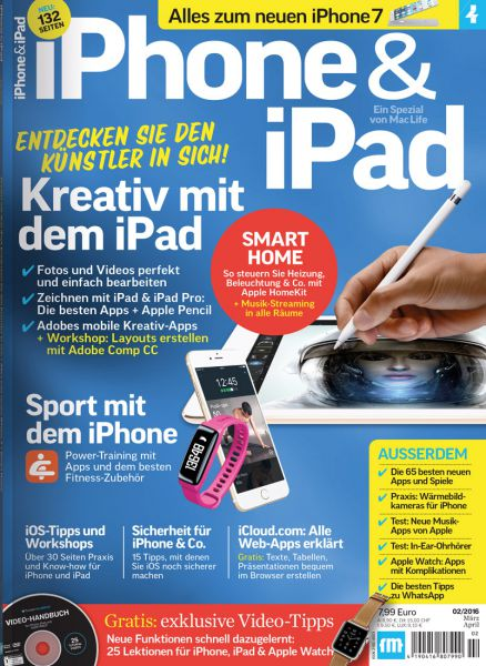 iPhone & iPad Life 02/2016