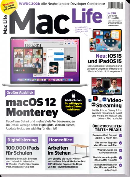 Mac Life 08/2021