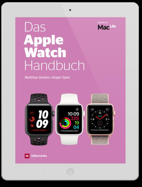 Maclife Apple Watch Handbuch