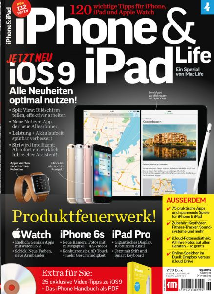 iPhone & iPad Life 06/2015