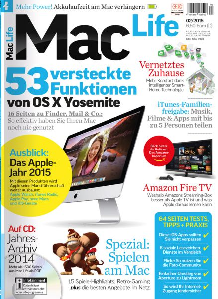 Mac Life 02/2015