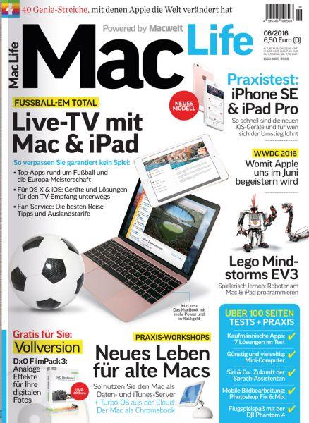 Mac Life 06/2016