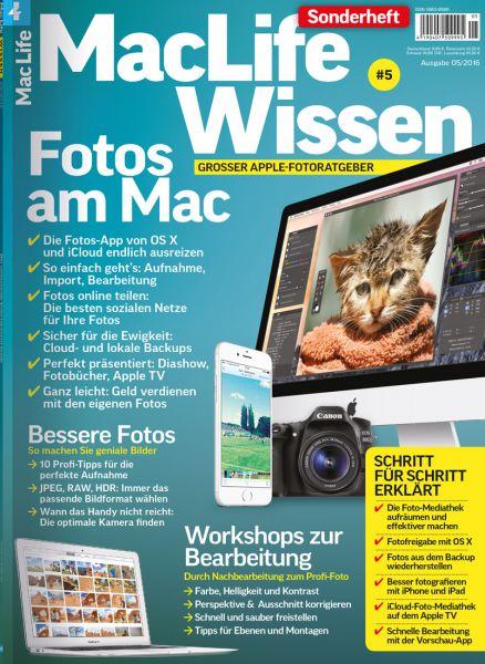 Mac Life Wissen 05/2016