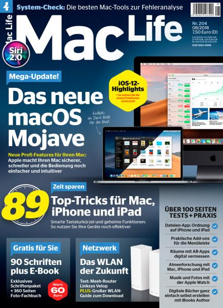 Mac Life 08/2018