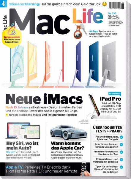 Mac Life 06/2021