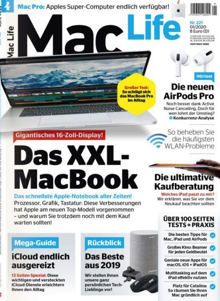 Mac Life 01/2020