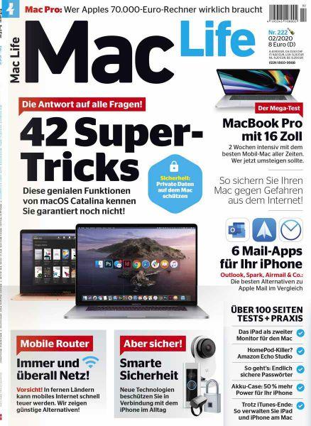 Mac Life 02/2020