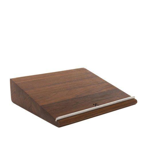 EcoStand- Ergonomic, Wooden MacBook Lift