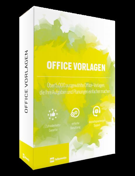 5.000 Office-Vorlagen