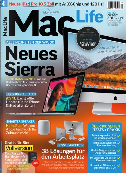 Mac Life 08/2017