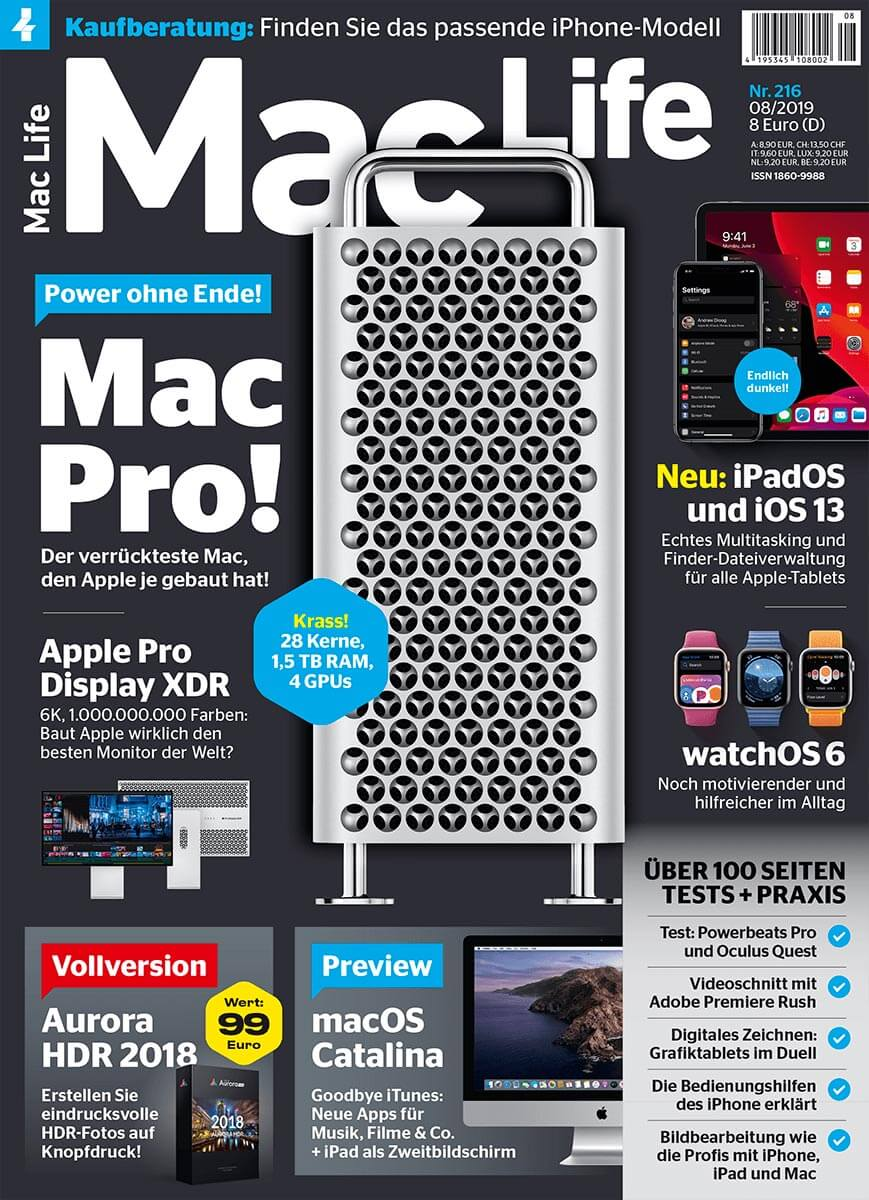 Mac Life 08/2019
