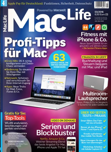 Mac Life 03/2016
