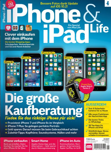 iPhone & iPad Life 01/2017