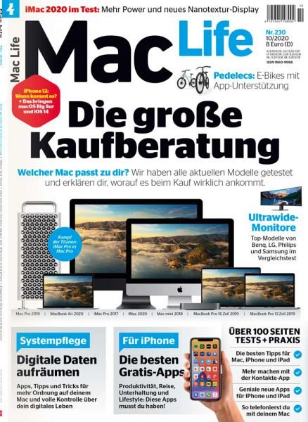 Mac Life 10/2020
