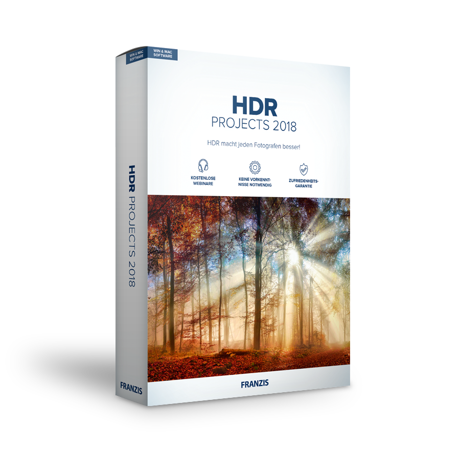 HDR projects 2018