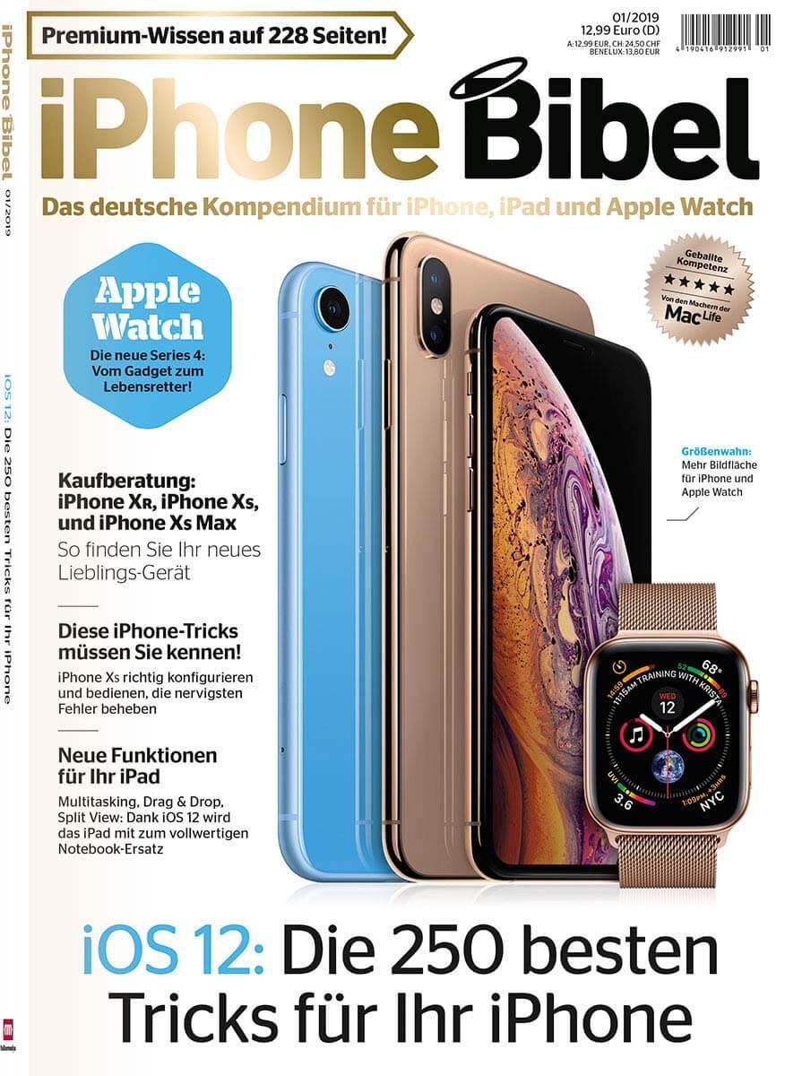iPhoneBIBEL 01/2019