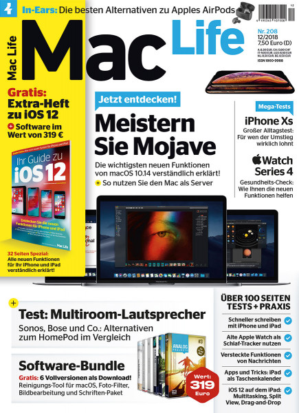 Mac Life 12/2018