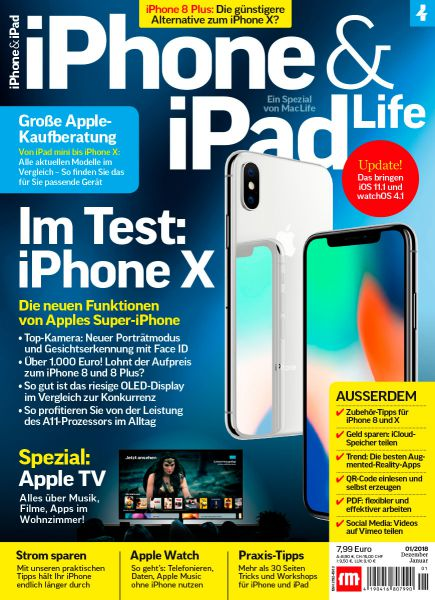 iPhone & iPad Life 01/2018