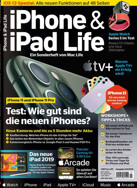 iPhone & iPad Life 04/2019
