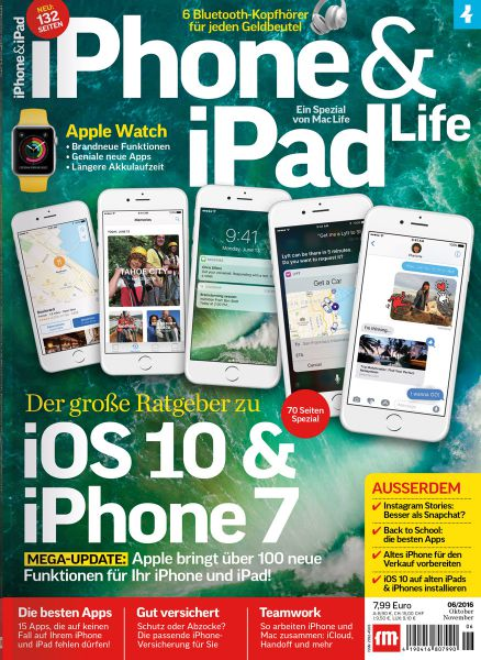 iPhone & iPad Life 06/2016