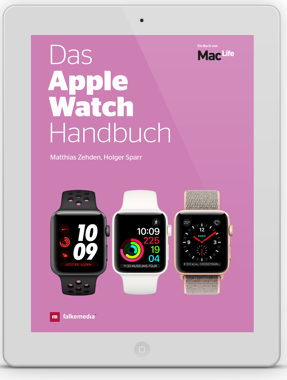 Maclife - Apple Watch Handbuch 2018