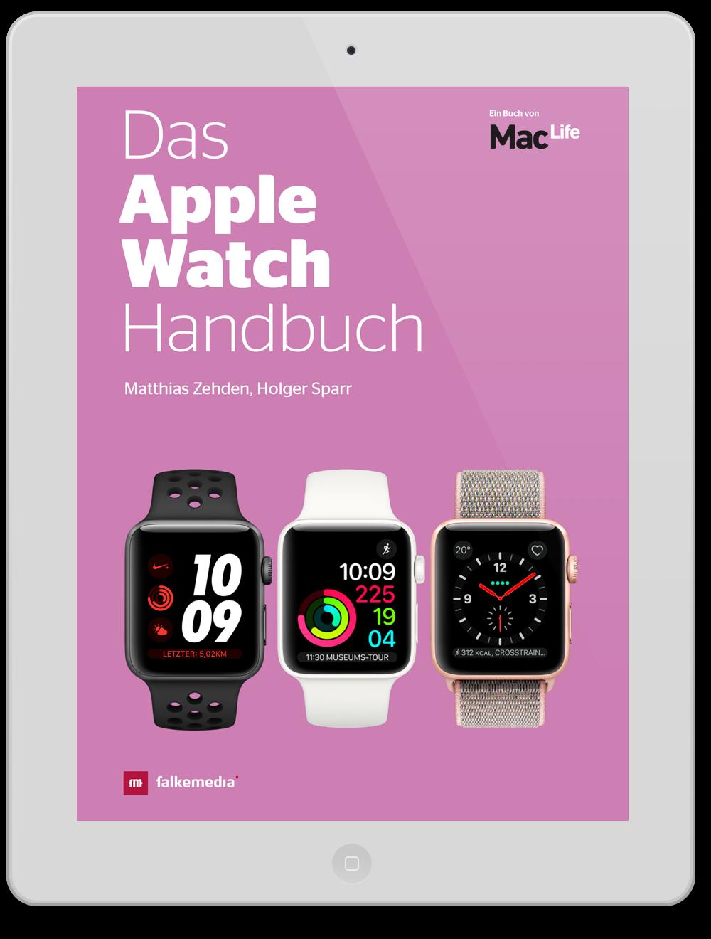 Maclife - Apple Watch Handbuch 2018
