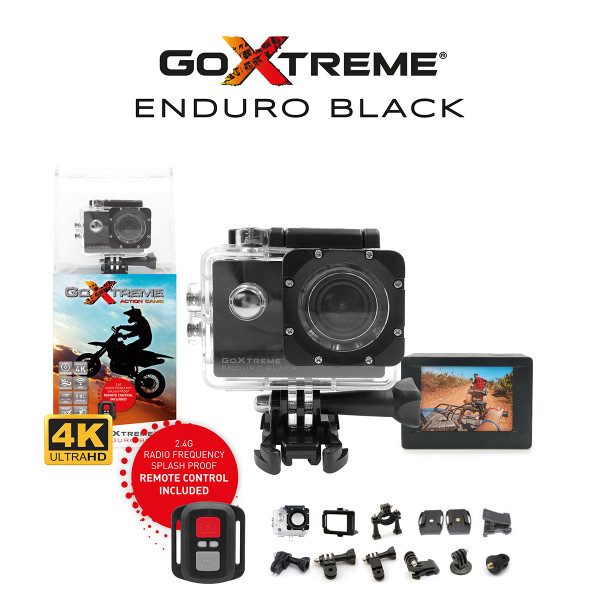 GOXTREME® ENDURO BLACK