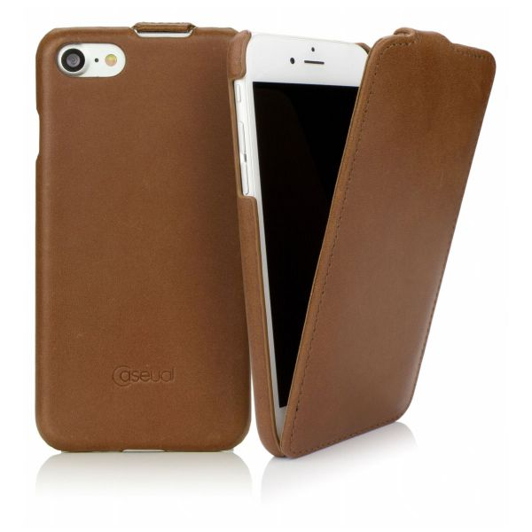 CASEual Leather Flip - Italian Brown