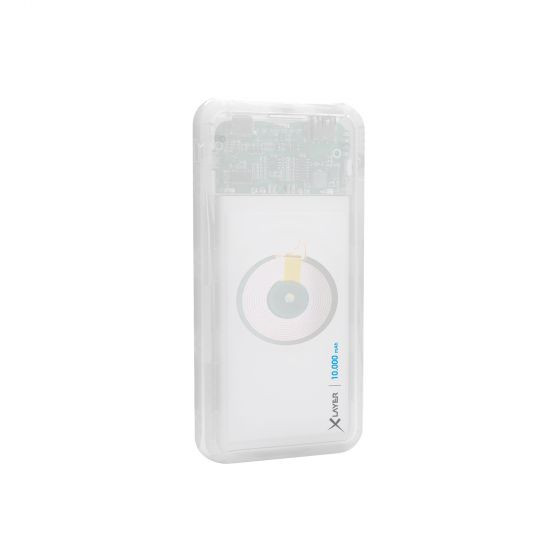 Powerbank PLUS Wireless Discover 10000mAh