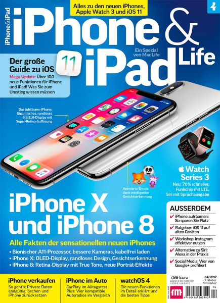 iPhone & iPad Life 04/2017