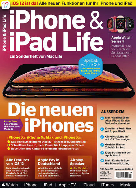 iPhone & iPad Life 04/2018