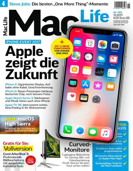 Mac Life 11/2017