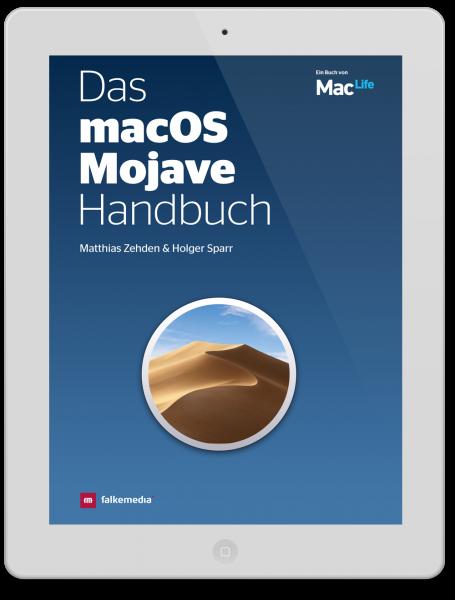 Maclife MacOS Handbuch 2018