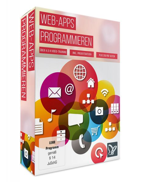 Web-Apps programmieren - das Training