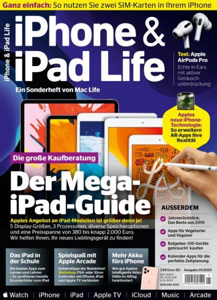 iPhone & iPad Life 01/2020