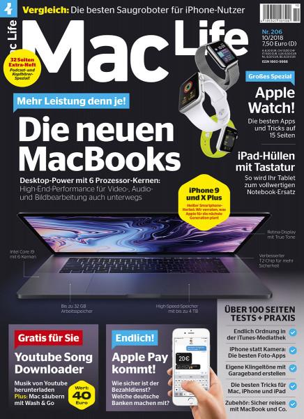 Mac Life 10/2018