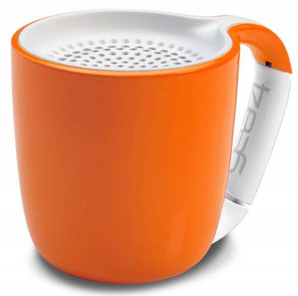 Audiosystem GEAR4 Espresso Bluetooth Orange